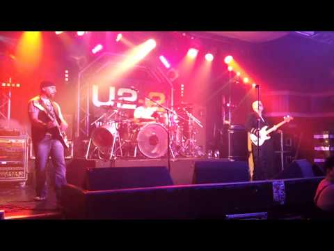 U22 UNTIL THE END OF THE WORLD