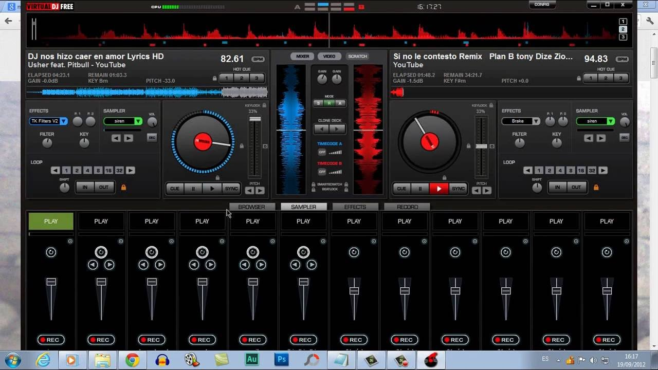 Edjing for windows 7 - Descargar Virtual Dj 7 Para Windows 7