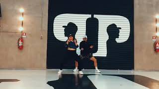Choreography Bad Bunny feat. Drake - Mia
