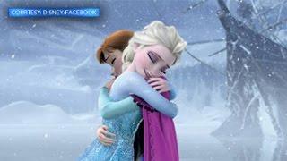 Disney's 'Frozen on Ice' Tour Heats Up Around the Nation