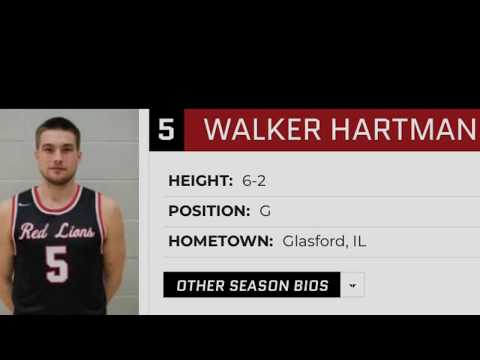 Walker Hartman Senior Mix (Lincoln Christian University)