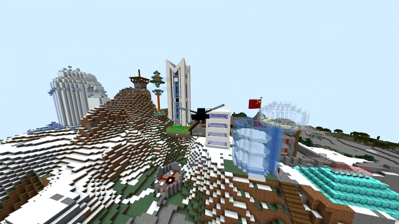 Particle Effects Minecraft