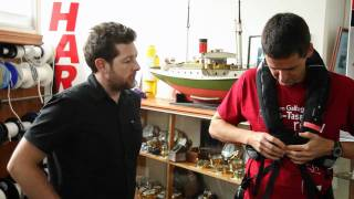 Auckland sailing, marine equipment and boat restoration - Fosters Ship Chandlery