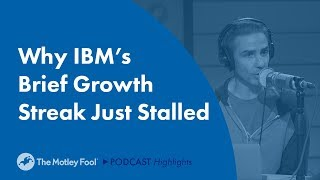What's Going Wrong at IBM?