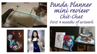 The importance of Planning : Review of Panda Planner : Artwork