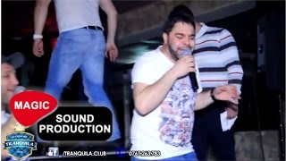 Florin Salam - Daca existi in vise - Club Tranquila LIVE 2015 , manele noi, salam 2015, manele live