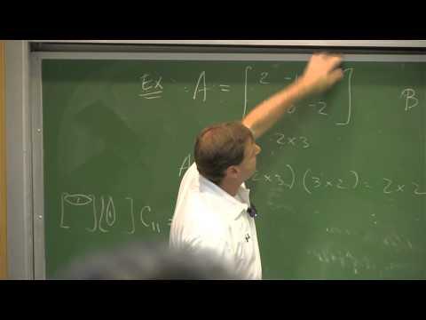 Math 4. Math for Economists. Lecture 03