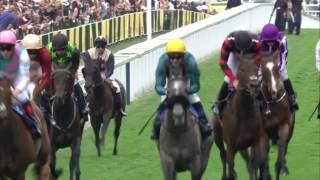 Coronet wins the Ribblesdale Stakes at Royal Ascot