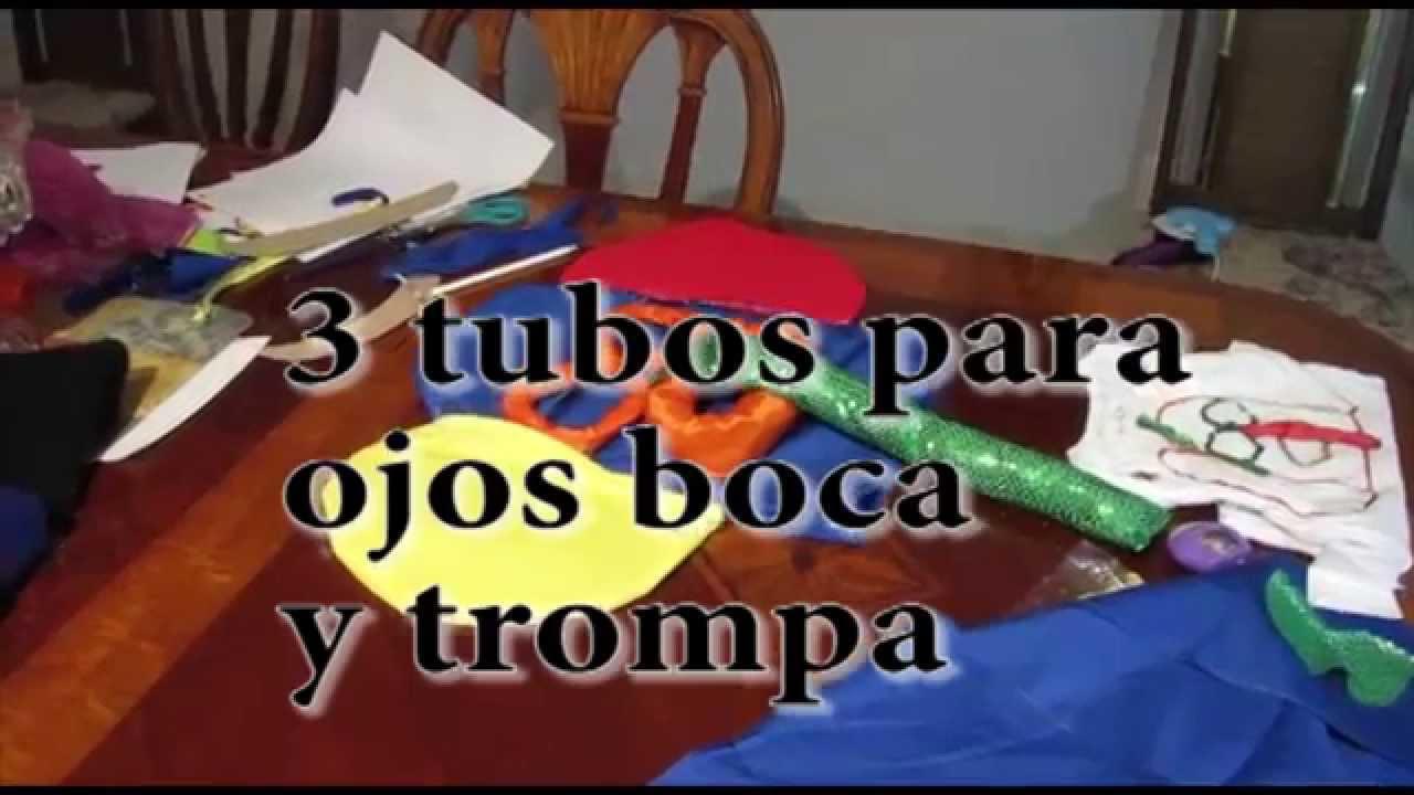 como hacer una marimonda how to make a marimonda - youtube