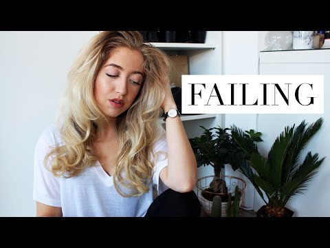 How I Deal With Failure | STORY TIME
