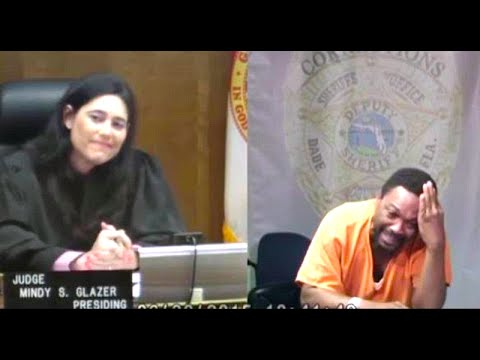 The Emotional Moment A Judge Recognizes Her Old Friend