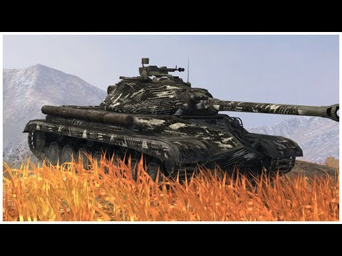 IS-5 (Object 730) • 5.7K DMG • 7 KILLS • WoT Blitz