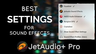 [Part - 2] JetAudio Plus || bongiovi dps || best equalizer settings for bass android screenshot 4