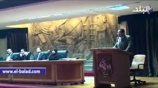 بالفيديو والصور.. بدء احتفالية لتوزيع جـوائز الدكتورة نوال عمر بـ'الصحفيين'
