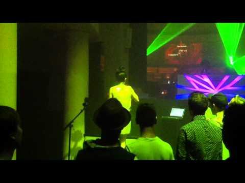 Mollyhaus - Hubba Hubba LIVE @ Goya Club | Berlin Sept 21 2012