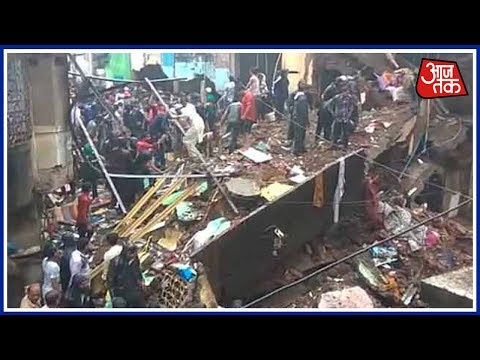 Mumbai Building Collapse In Ghatkopar: 12 Dead