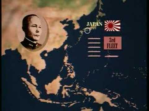 WORLD WAR 2 BATTLE OF LEYTE - PART 7