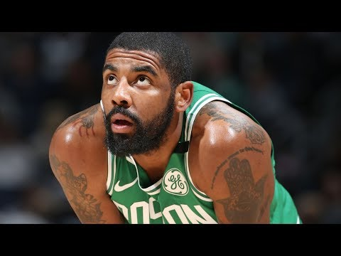 Kyrie Irving Will Miss The Playoffs! Out For Rest of 2017-18 Season