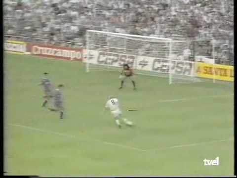 Real Madrid - Real Valladolid Jor.02 (1-0) 91-92