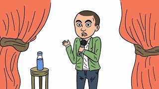 Stand Up Comedy Raditya dika versi aninasi(Cowok Pasti Bohong)