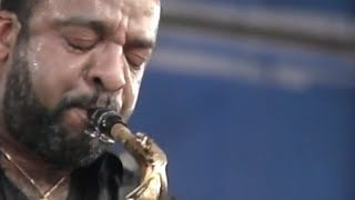 Grover Washington Jr. - Lullaby For Shana Bly - 8/13/1988 - Newport Jazz Festival (Official)