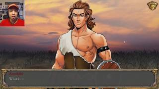 Gay Let's Play Loren the Amazon Princess (Blind) - Part 20 The Gladiator Video