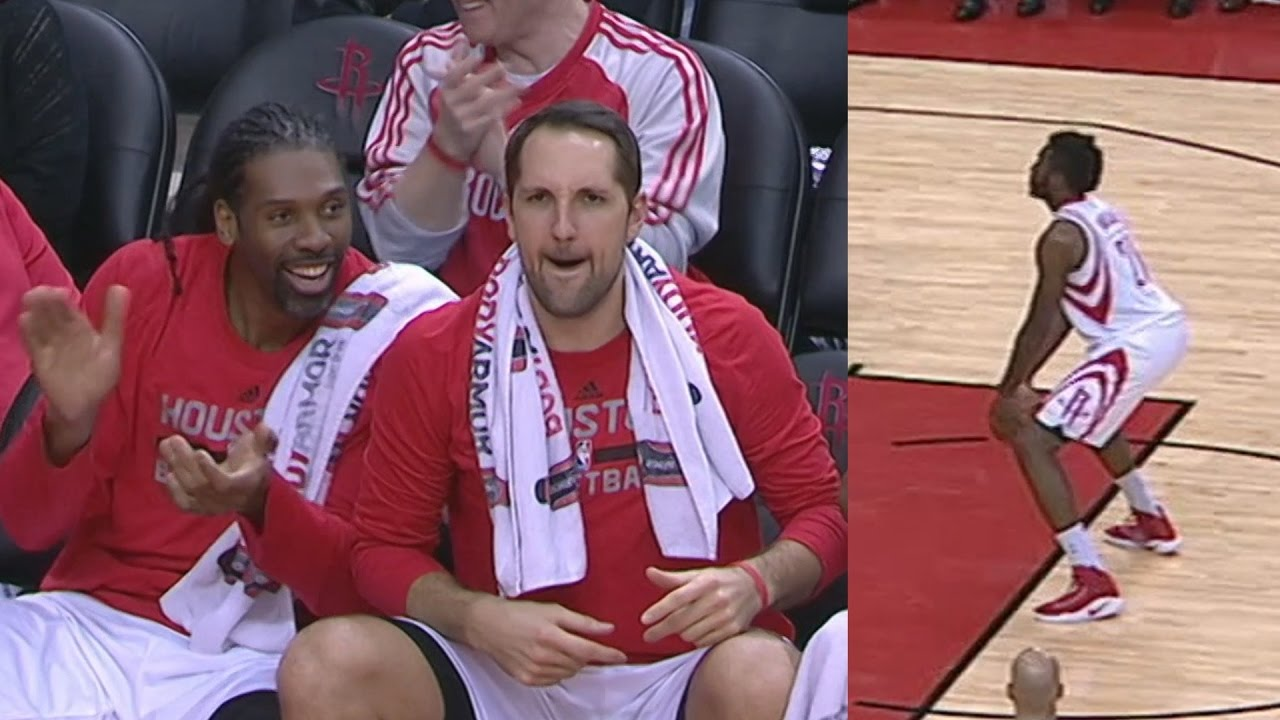 Rockets center Nene out for rest of playoffs with groin injury