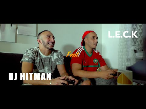 DJ Hitman feat. Leck - #Aurier [Clip Officiel]