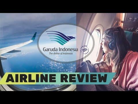 GARUDA INDONESIA Airline Review - Economy London Heathrow to Perth Mp3