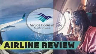 One of Backpacking Bananas's most viewed videos: GARUDA INDONESIA Airline Review - Economy London Heathrow to Perth