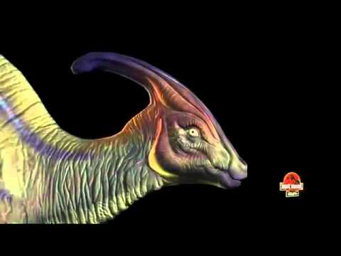 Jurassic Park The Game: Parasaurolophus