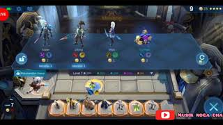 Download Coba2 streaming mobile legend || magic chess