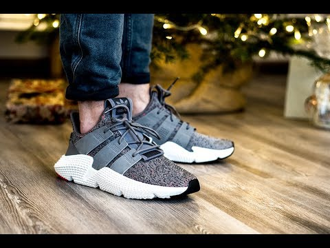 outlet store 899df a2a58 On-Feet  adidas PROPHERE Grey   99kicks