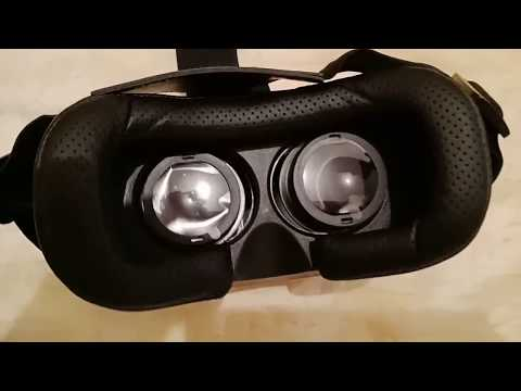 Mirage boîte de réalité virtuelle pour iPhone et Android