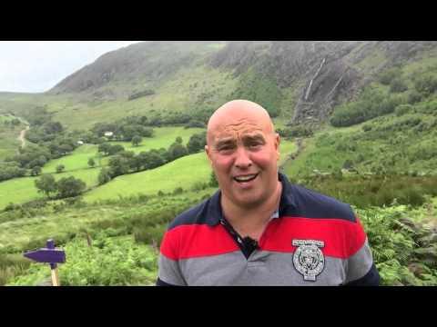 Treyvaud Travels Vlog Episode 6  Kenmare and Gleninchaquin Park