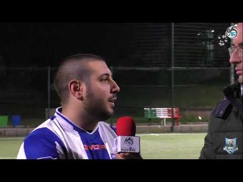 Serie D: Lele Nettuno vs Macir Cisterna - interviste