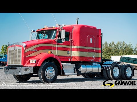Kenworth T800 Truck For Sale