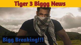 Salman Khan's Tiger 3 Big Update l  Official Announcment l Salman Khan l Katrina Kaif