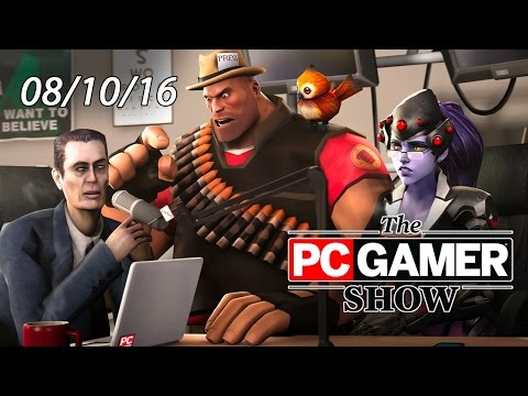 The PC Gamer Show with Chris Avellone and Larian Studios!