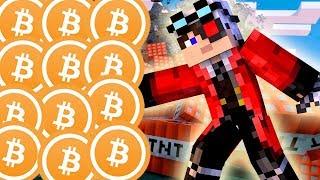 КРИПТОГОРОД! МЫ МАЙНИМ БИТКОИНЫ С БЕШЕНОЙ СКОРОСТЬЮ! Minecraft