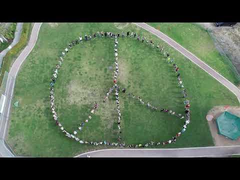 9 20 19   Peninsula Heritage School Celebrates World Peace Day