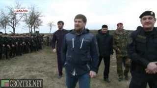 они порвут бандеровцев на части - Рамзан Кадыров и СОБР «Терек»(именно этот отряд задействован в самых ответственных и опасных спецмероприятиях, которые проходят на терр..., 2014-03-03T21:14:30.000Z)