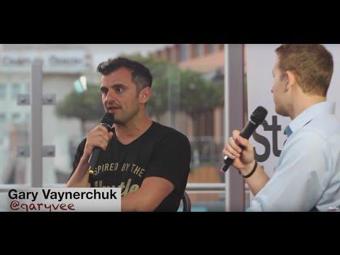 Gary Vaynerchuk (Entrepreneur/Investor) at Startup Grind LA