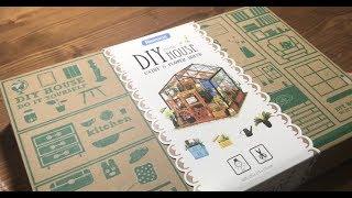 sosoYJ | 미니어쳐 하우스 만들기 1 탄 | Ca…