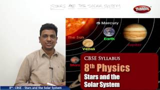Stars and the Solar System | Class 8th Science-Physics | NCERT | CBSE Syllabus | Live Videos