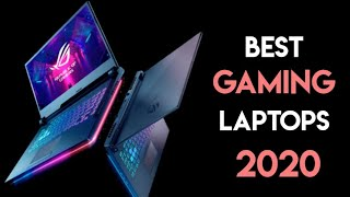 Top 5 New Gaming Laptops for 2020