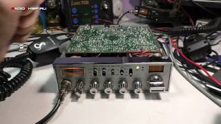 Ta'mirlash radio Cobra 29 NW Classic MCHJ