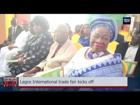 Lagos International trade fair kicks off