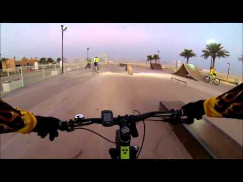 Bahrain Bike Ride - Hidd Park Plus