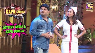 Lottery Akela & Kapil Dukela - The Kapil Sharma Show